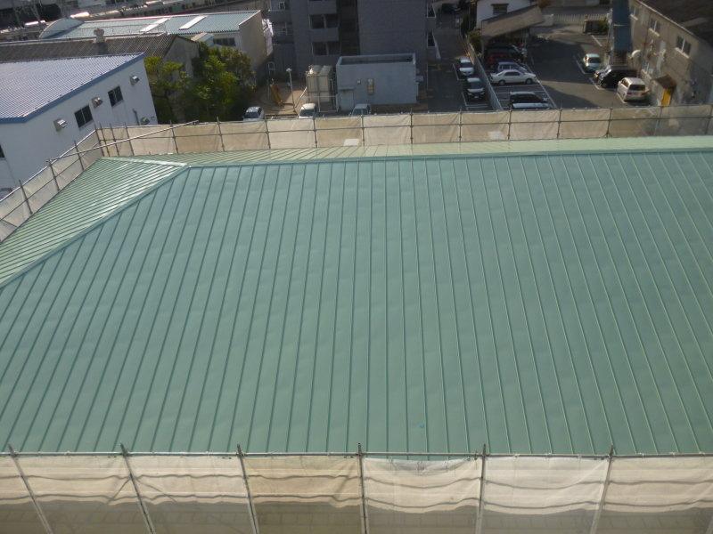 尼崎市 クレール西町マンション 全面(外壁・屋根・その他)改修工事